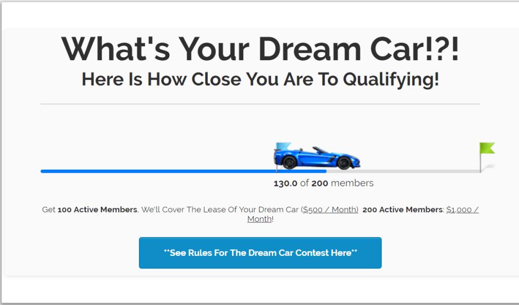 ClickFunnels Dream Car Contest