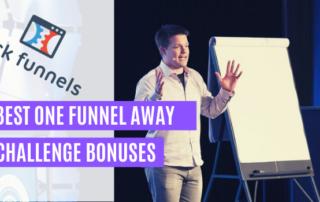 One Funnel Away Challenge Bonus