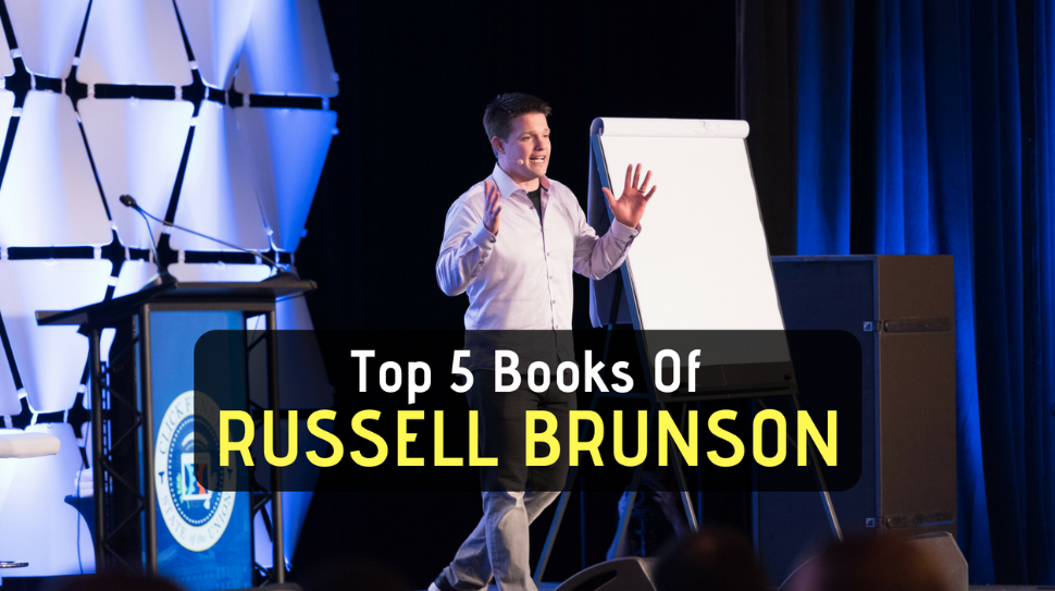 Russell Brunson Books