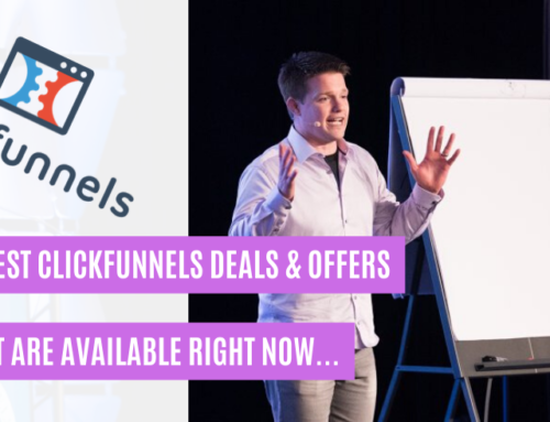 Best ClickFunnels Deals & Offers (2020) ᐈ Available Right Now