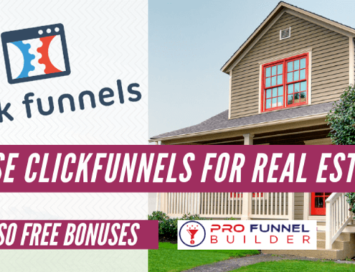 How To Use Clickfunnels For Real Estate [+Funnels & Templates]