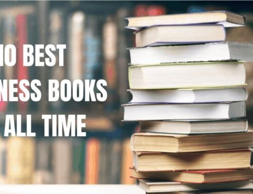 10 Best Business Books of All Time [Updated 2021]