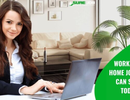 40 Work From Home Jobs You Can Start Today!