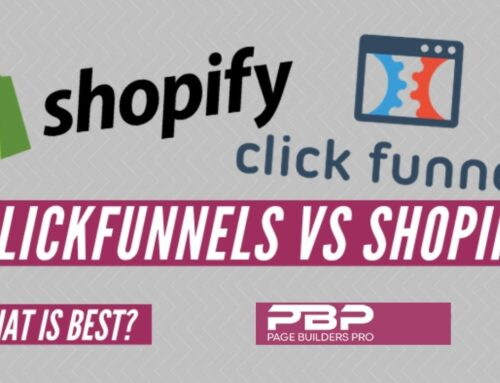 Clickfunnels VS Shopify: What Is the Dropshipping King 2021?