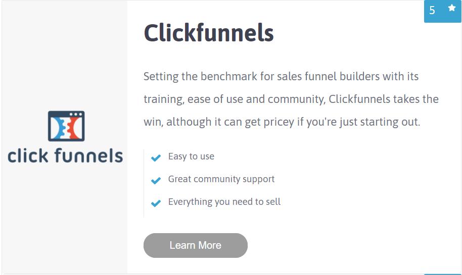 ClickFunnels Bonus Offer