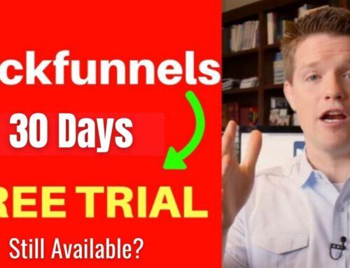 ClickFunnels 30 Days Free Trial (2021) ᐈ Still Available?